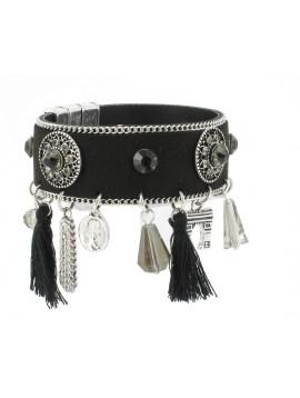 Bracelet - Large with pendants.