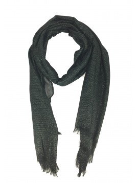 Scarf - With lurex.