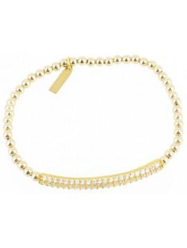 Silver bracelet - Barbara