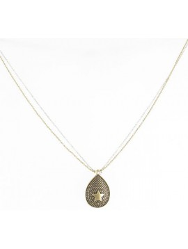 Fashion necklace - Star