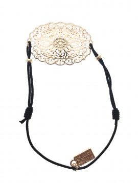 Bracelet - Ovale filligrane.