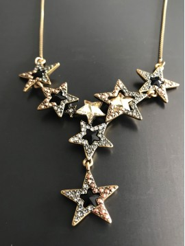 Necklace - Stars.
