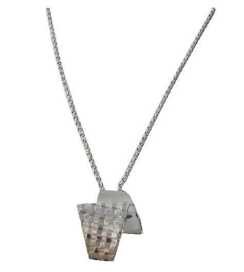 Silver necklace - Cajsa