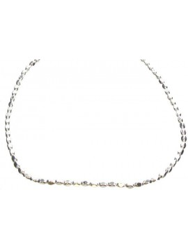 Collier Argent - Obalo