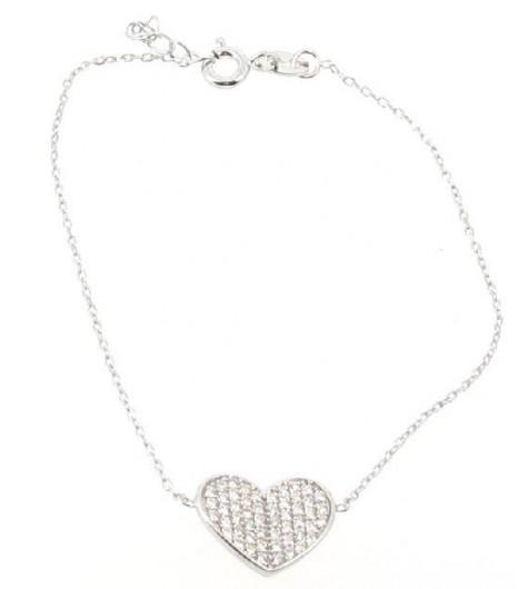 Silver bracelet - Corina