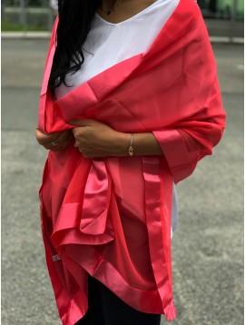 Etole soie et polyester