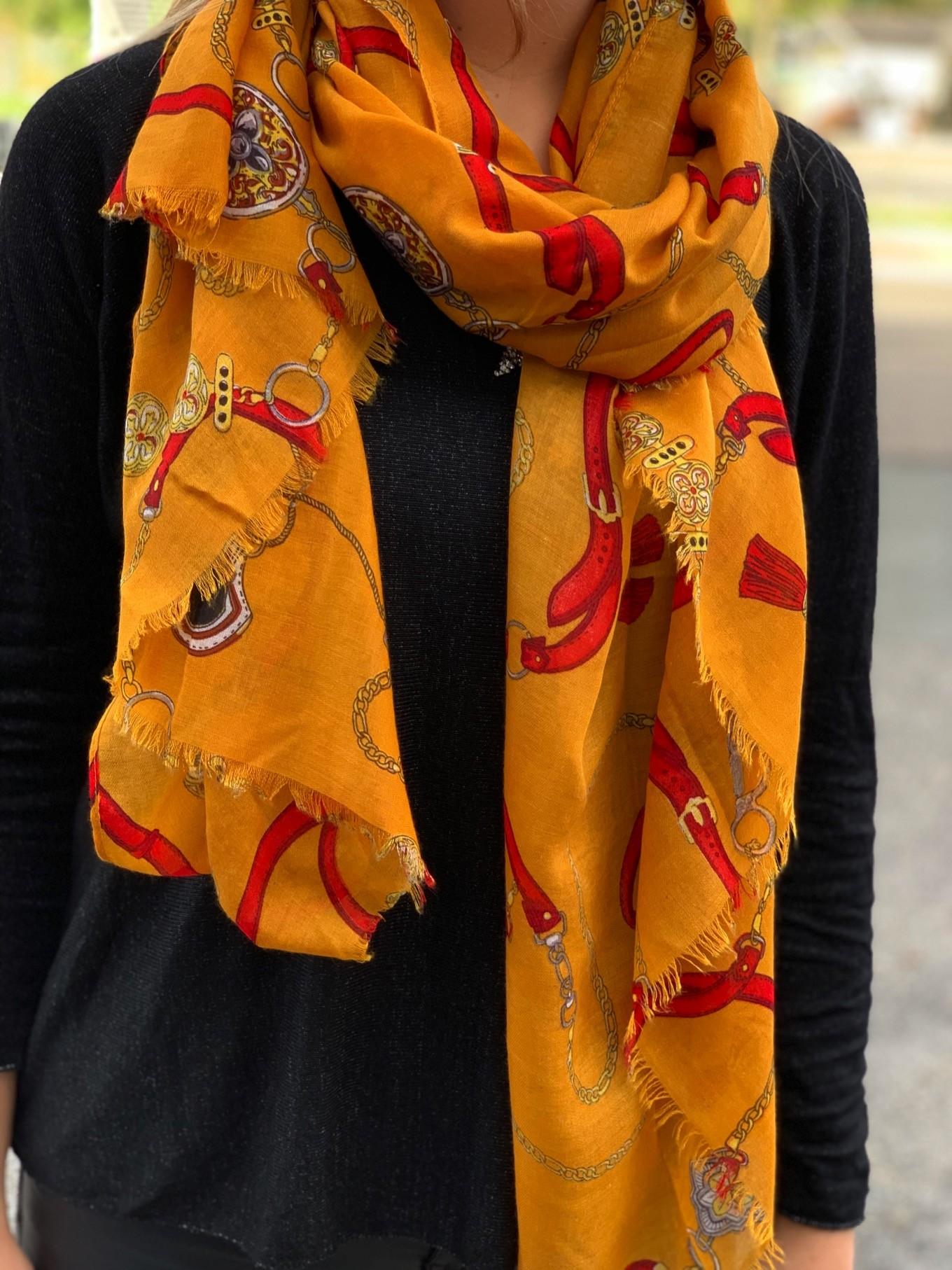Foulard licols et harnais