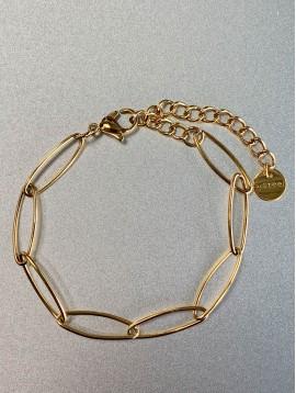 Bracelet Acier - Maillons fins