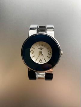 Montre - Bracelet clip contour cadran de couleur