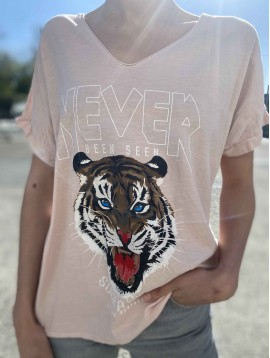 Tee shirt Tigre