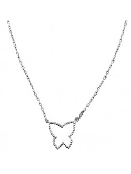 Silver necklace - Eglantine